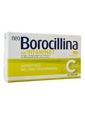 NEOBOROCILLINA C*16PAST 1,2+70