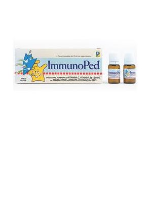 Immunoped 14 Fiale 10ml
