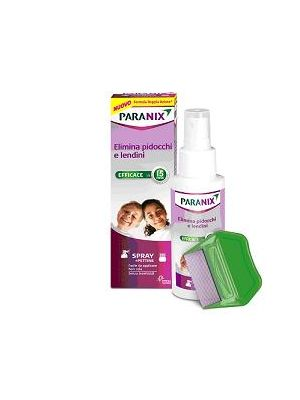 Paranix Spray 100 ml+pettine