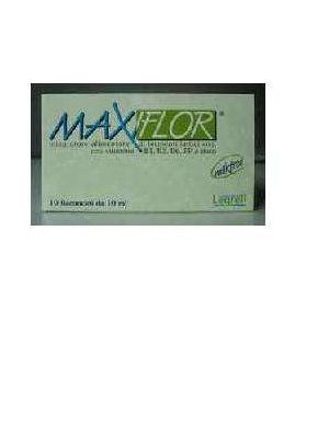Maxiflor 10 Flaconcini 10ml