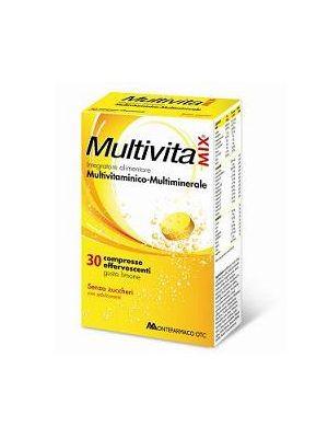Multivitamix Effervescente  30 Compresse