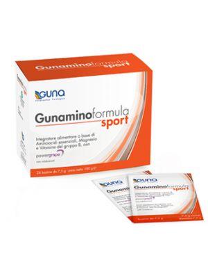 GunAmino Formula Sport 42 bustine
