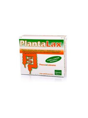 Plantalax Pesca/limone 20bust