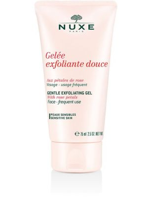 Nuxe Gel Esfoliante Petali di Rose 75ml