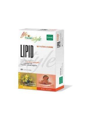 Lipid 20cpr Fructan
