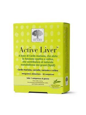 Active Liver 30 Compresse