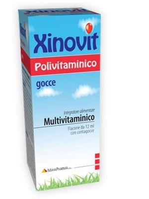 Xinovit Polivitaminico 12ml