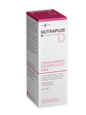 Nutraplus D Mani Cr Barriera