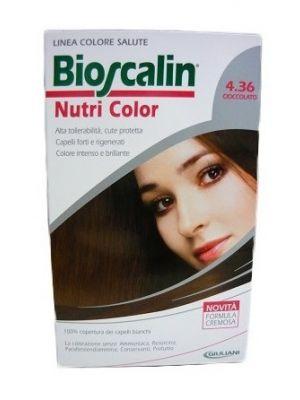 Bioscalin Nutricolor 4.36 Cioccolato