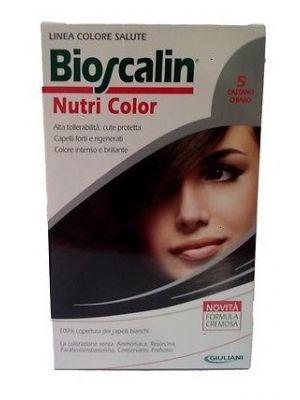 Bioscalin Nutricolor 5 Castano Chiaro