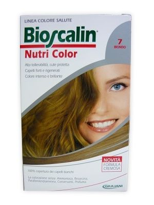 Bioscalin Nutricolor 7 Biondo
