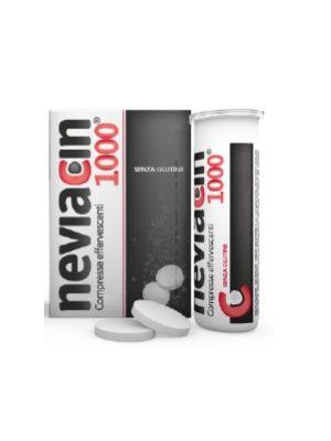 Neviacin 1000 20 Compresse Effervescenti
