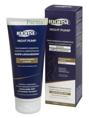 Iodase Night Pump Crema 200 ml