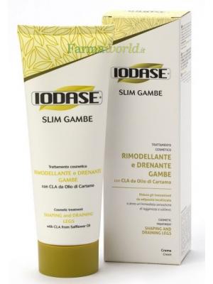 Iodase Slim Gambe Crema 220 ml