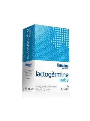 Lactogermine Baby gocce 15 ml