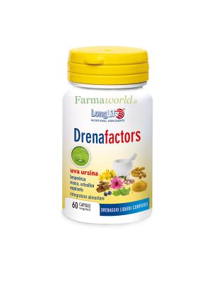 Longlife Drenafactors 60 Capsule