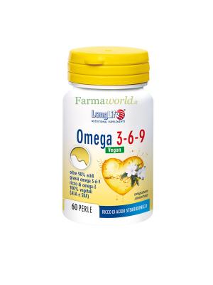 Longlife Vegan Omega 369 60 Perle