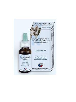 Noctaval Valeriana  Officinale  gocce  60 ml