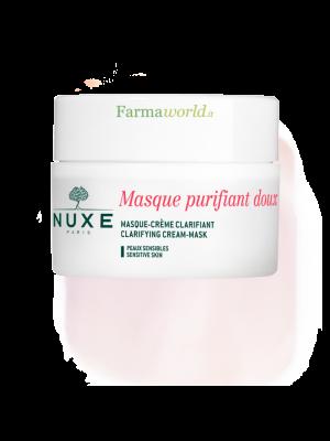 Nuxe Maschera Purificante Petali di  Rosa 50 ml