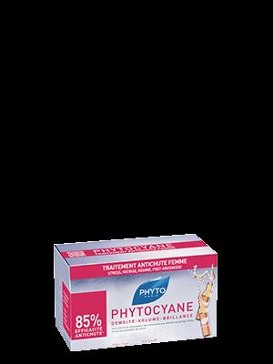 Phytocyane Trattamento  Capelli Donna 12 Fiale