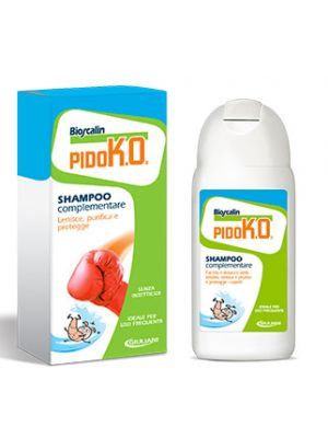 Bioscalin PIDOK.O. Shampoo antipediculosi