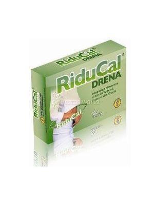 Riducal Drena Integrat 30 compresse