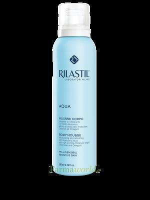 Rilastil Aqua Mousse Corpo 200 ml