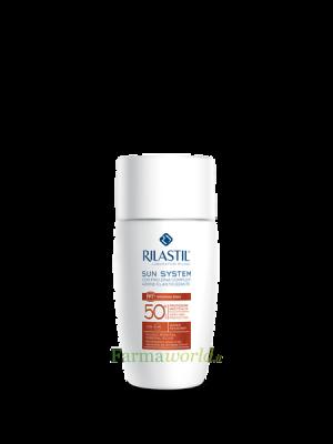 Rilastil Sun System Spf50+ Fluido Minerale 50 ml