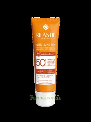 Rilastil Sun SystemSpf50+ Emulsione Leggera 50 ml