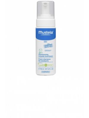 Mustela Shampoo Mousse 150 ml