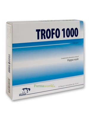 Trofo 1000 Pappa Rea 10 Flaconcini 10ml