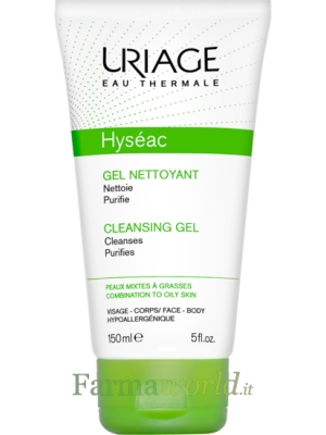 Uriage Gel Dedergente