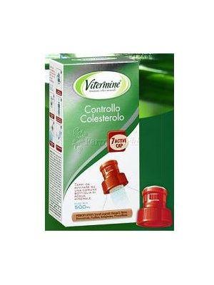 Vitermine Hf Controllo  Colesterolo 7 tappi