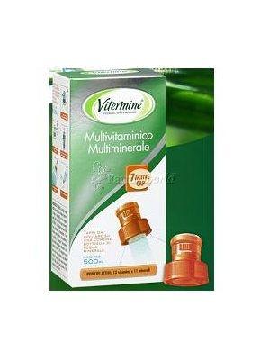 Vitermine Hf Vitamine e Minerali 7 tappi