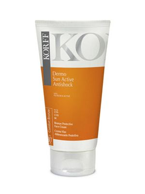 Korff Beauty Sun Latte Solare Corpo SPF15 125ml