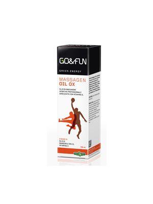 Erbavita Go & Fun Massagen Oil 150 ml