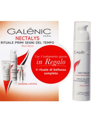 Galenic Nectalys Crema Energizzante + Regalo