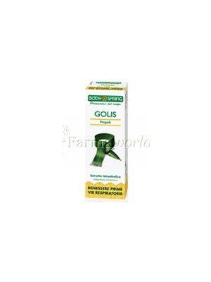 Body Spring Golis estratto concentrato idroalco