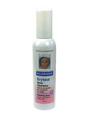 Klorane BéBé Eryteal Spray Riparatore 75 ml