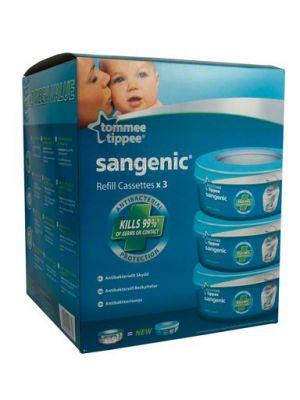 Hygiene Plus ricarica tripla smaltitore pannoli