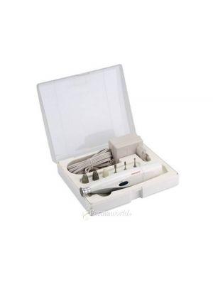 Sanico Set Pedicure-Manicure ricaricabile 7 accessori