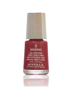 Mavala Minicolor Smalto per Unghie Colore 2 Madrid