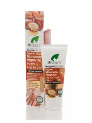 Dr. Organic Argan Crema Mani 100 ml