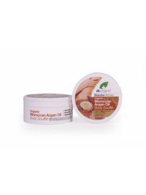 Dr. Organic Argan Burro Leggero Corpo 200 ml