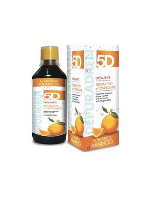 5D Arancia 500 ml