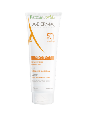 Aderma Protect Spf50+ Latte 250 ml