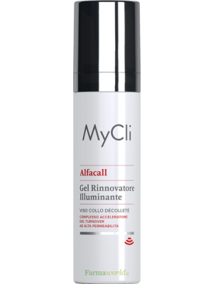 Mycli Alfacall Gel Illuminante 50 ml