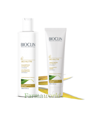 Bioclin Bio Shampoo Nutriente