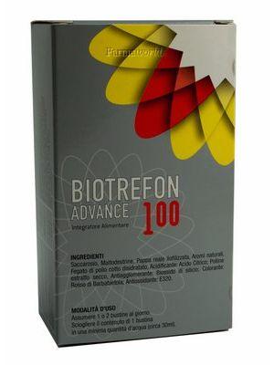 Biotrefon Advance 100 bustine bambini