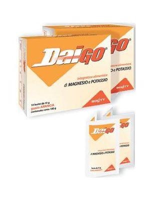 Daigo Magnesio e Potassio integratore 10 buste